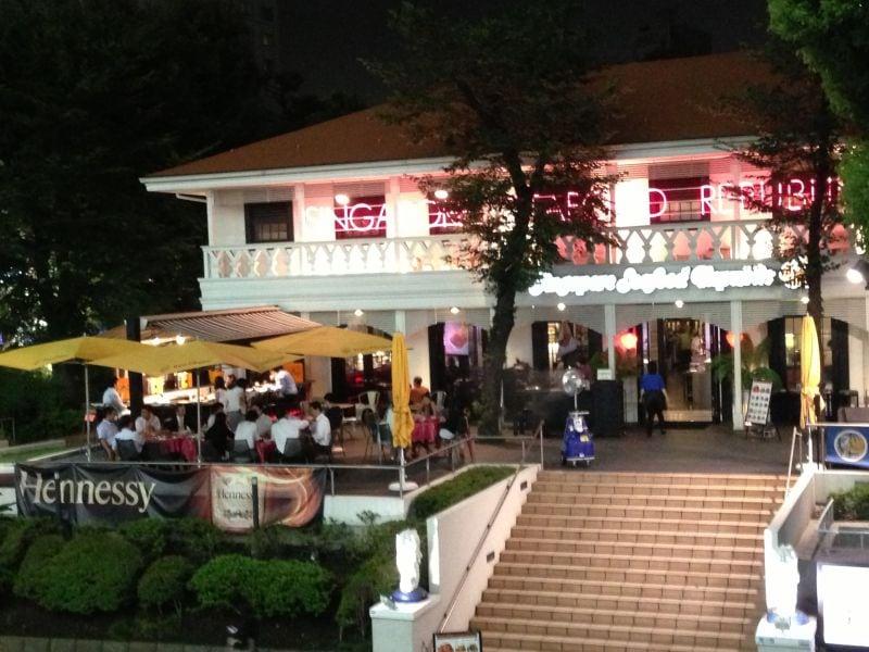 シンガポール シーフード リパブリック 品川