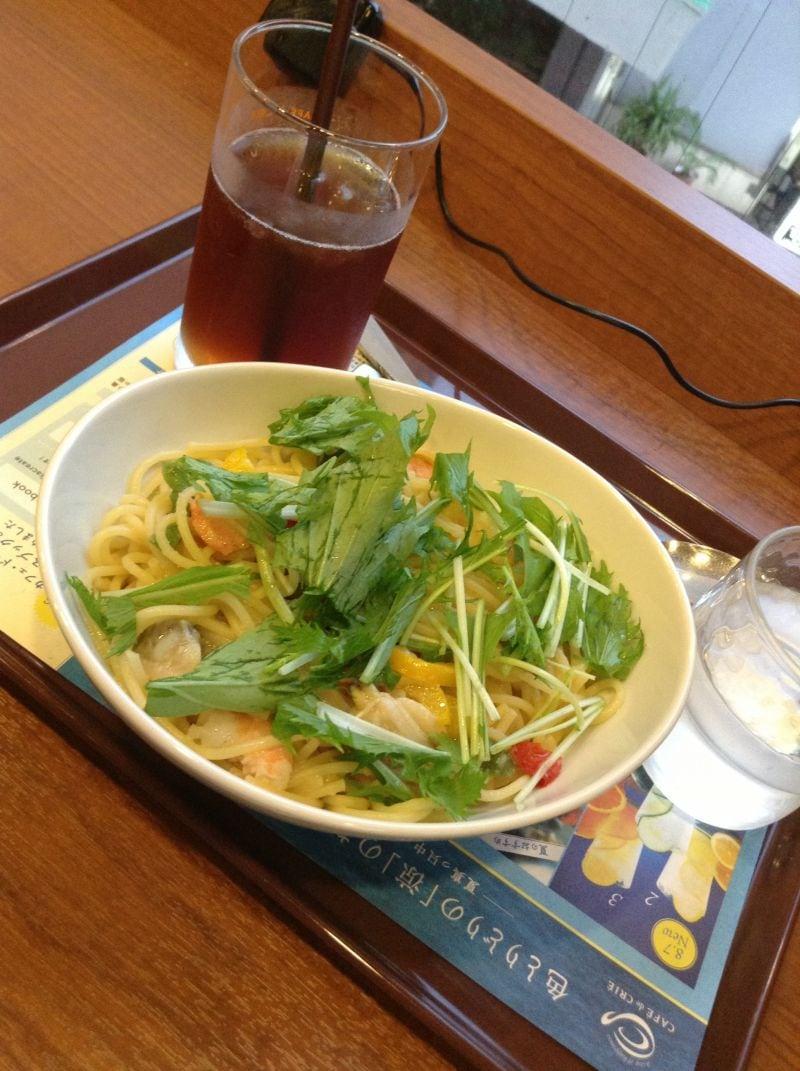 カフェ・ド・クリエ 四ツ谷店