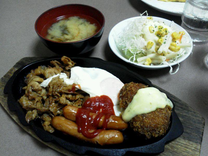 美味しん坊 板橋本町店