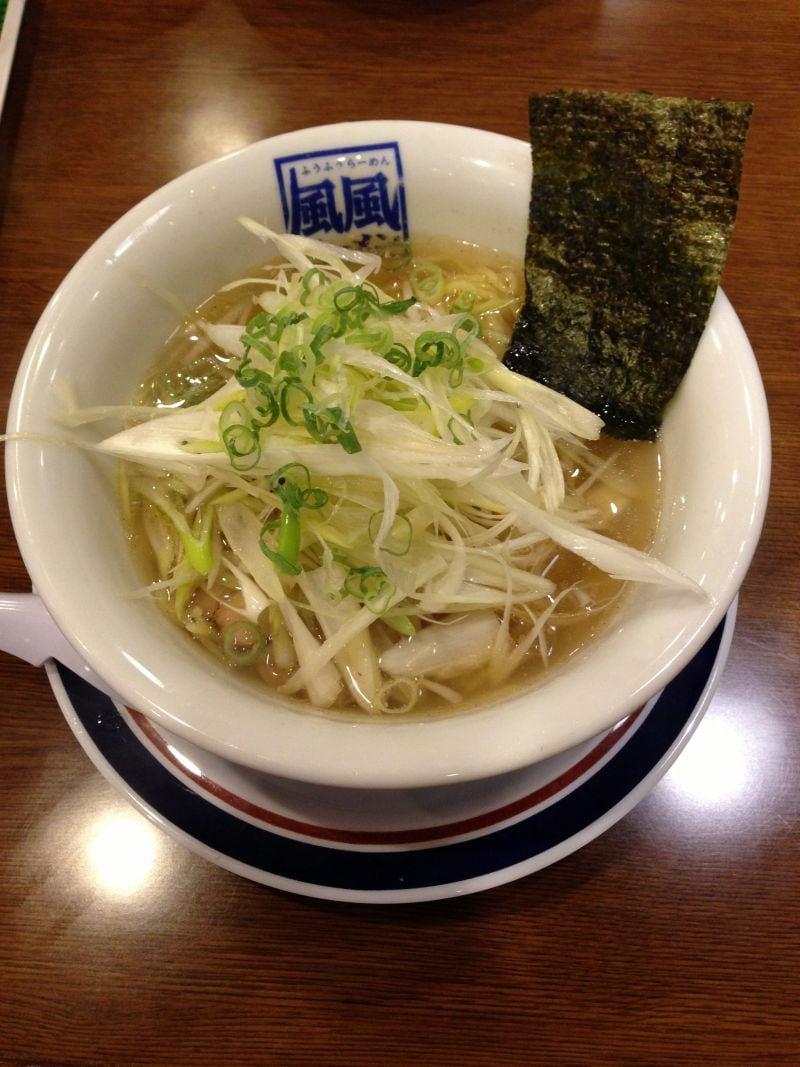 風風ラーメン 学園店