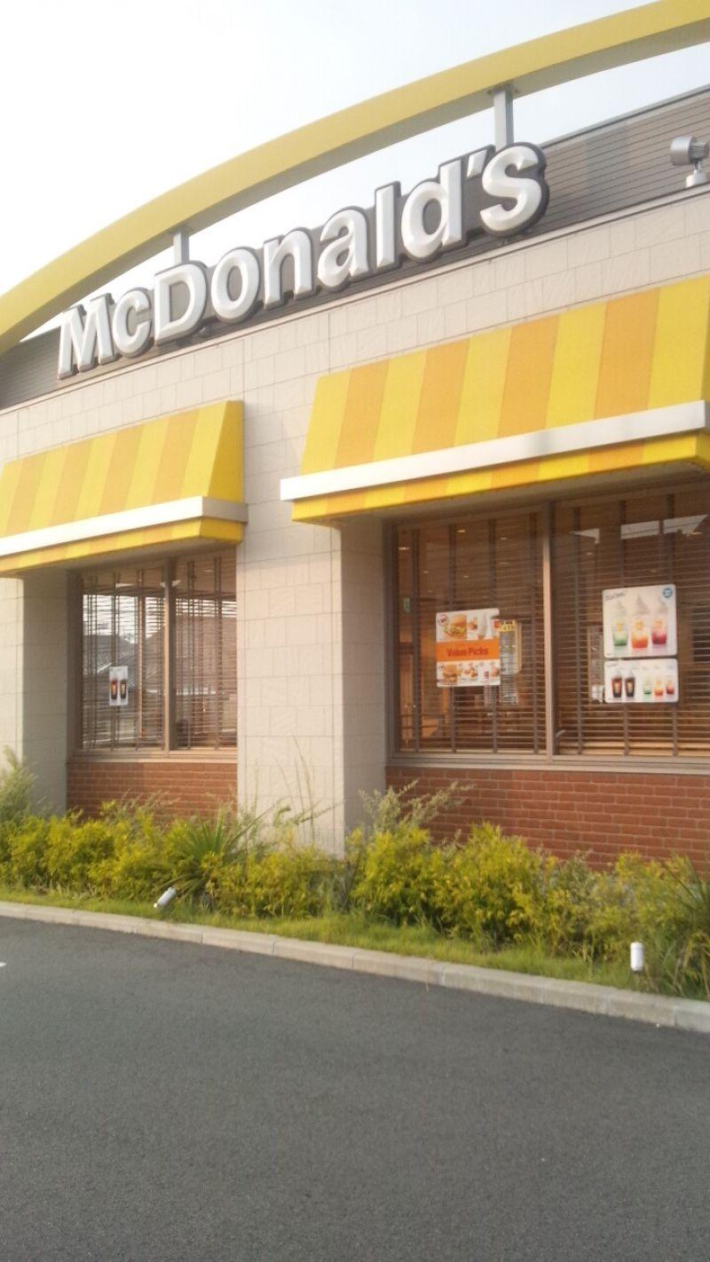 マクドナルド 9号線安来店