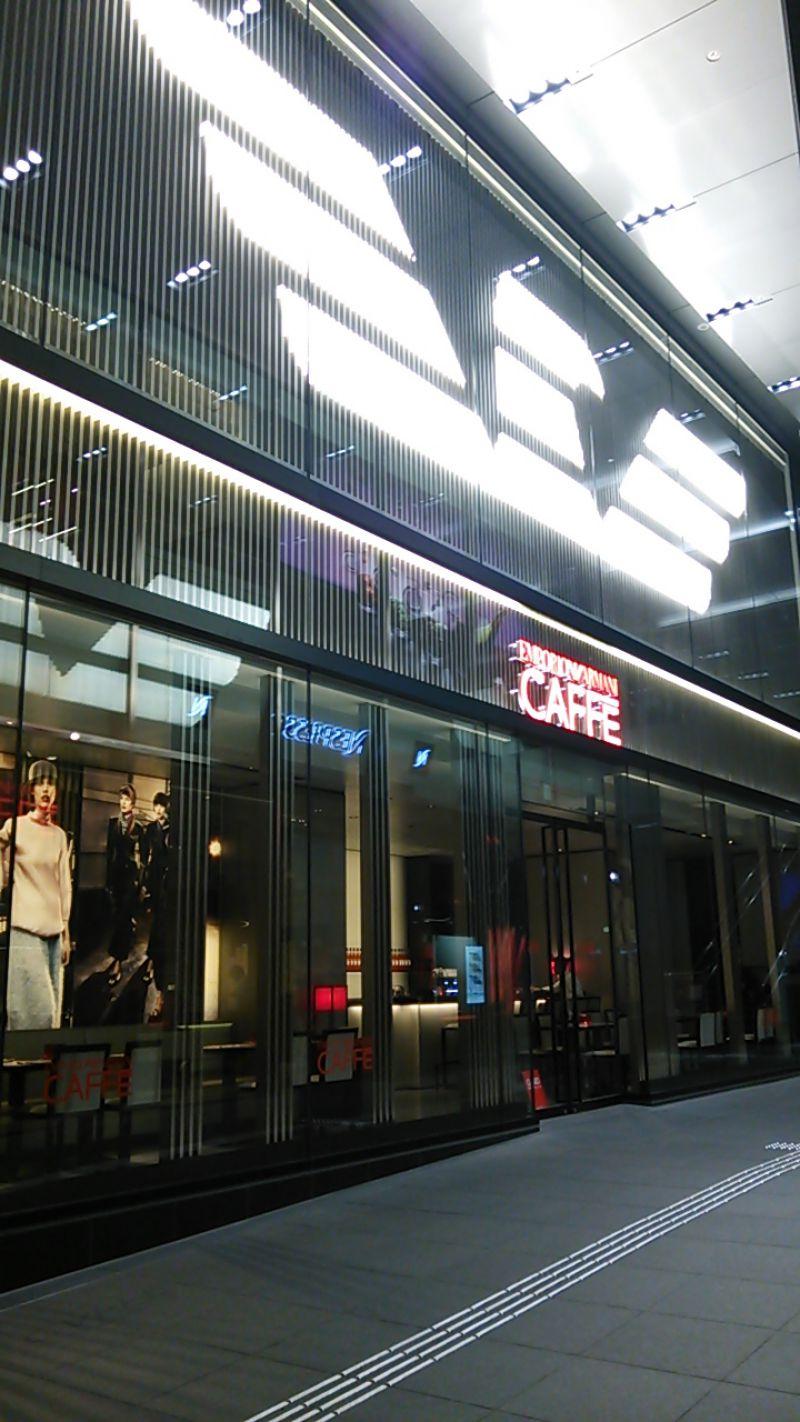 エンポリオアルマーニ カフェ 表参道店