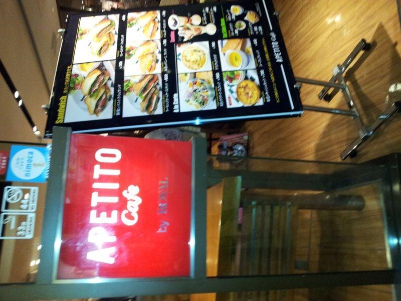 アペティートカフェ メトロ 天神地下街店