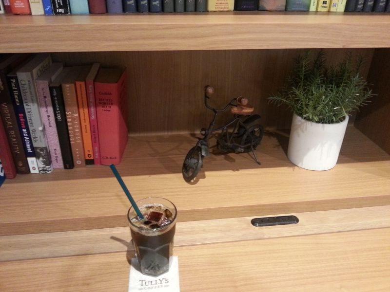 タリーズコーヒー グランフロント大阪1F店