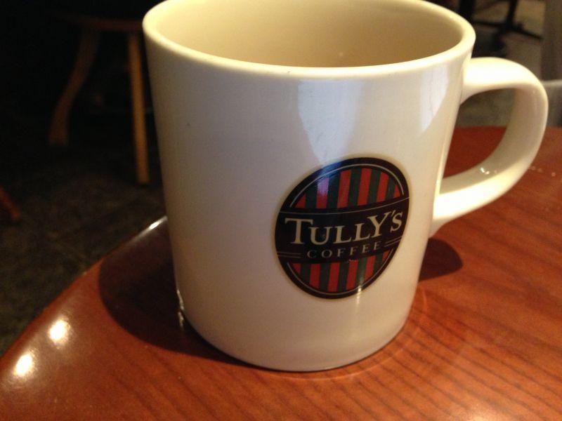 タリーズコーヒー 赤坂ツインタワー本館店