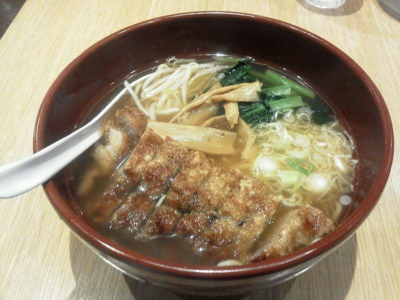 万世拉麺 渋谷メトロプラザ店