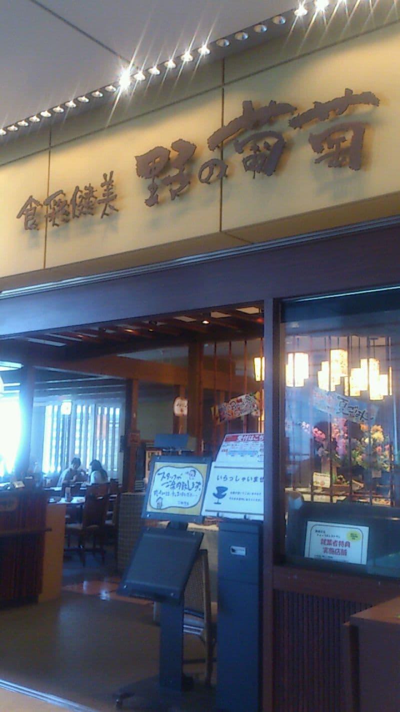 食彩健美 野の葡萄  丸の内東京ビル店