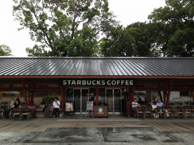 スターバックスコーヒー 上野恩賜公園店