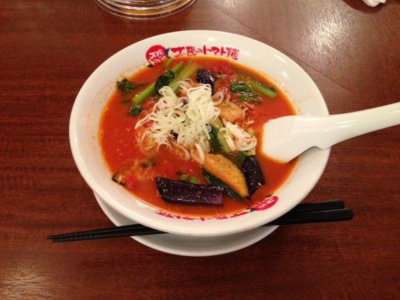 太陽のトマト麺Next新宿ミロード店