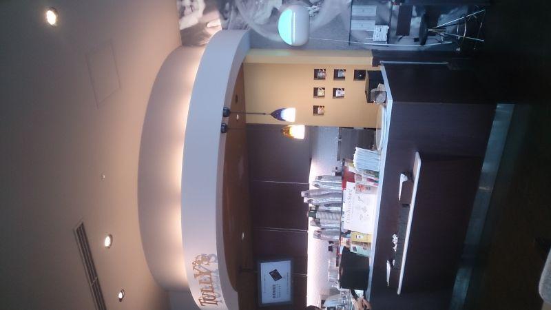 タリーズコーヒー 東京ビックサイト店