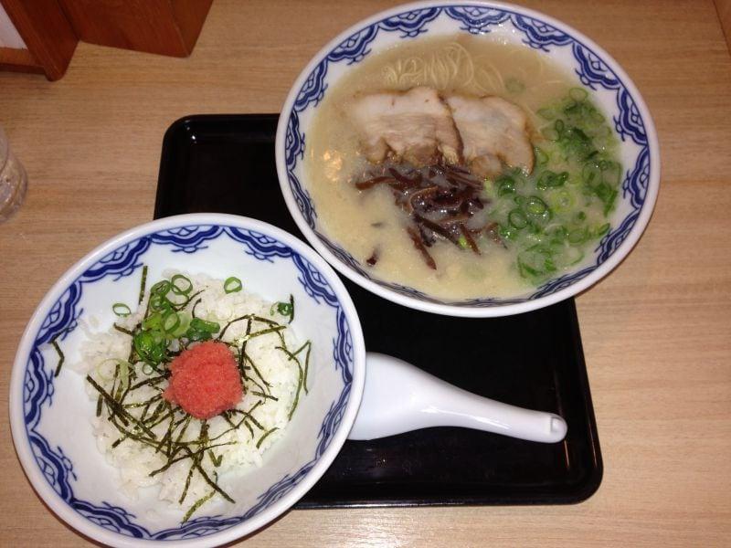 博多らーめん 由丸 品川港南店