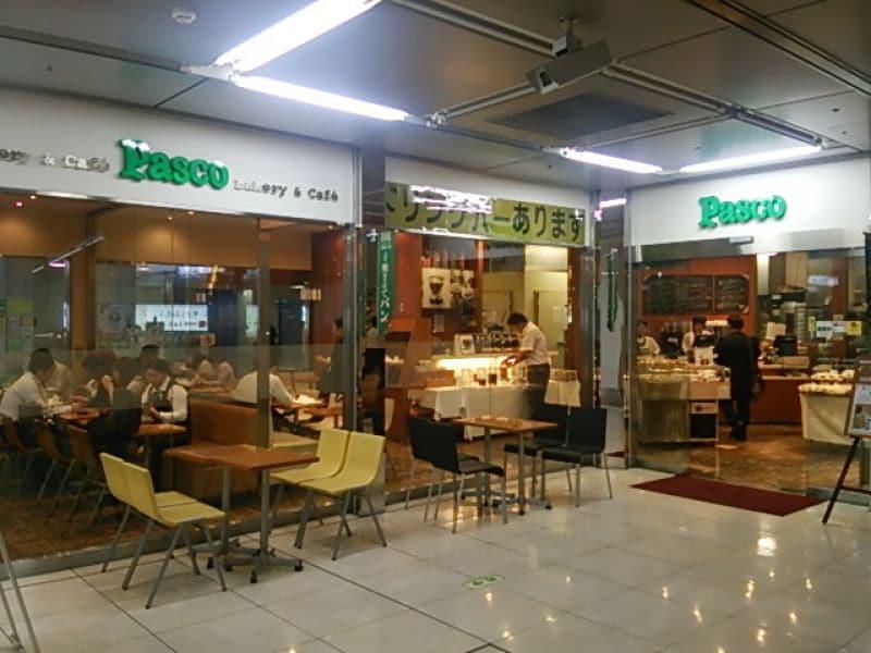 PASCO羽田空港店