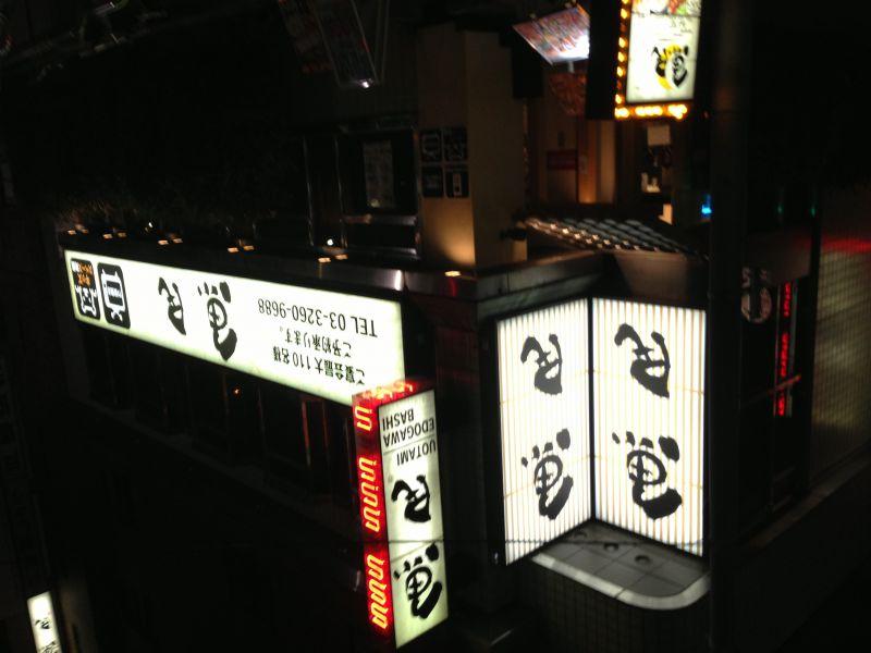 魚民 江戸川橋駅前店の口コミ