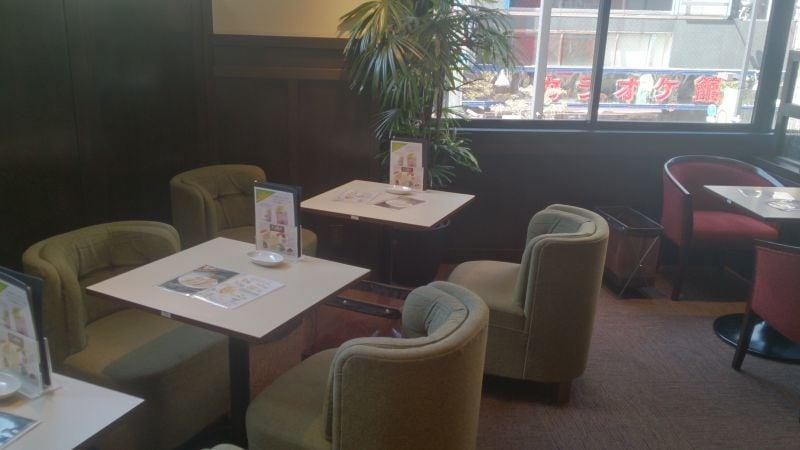 喫茶室ルノアール 池袋サンシャイン60通り店