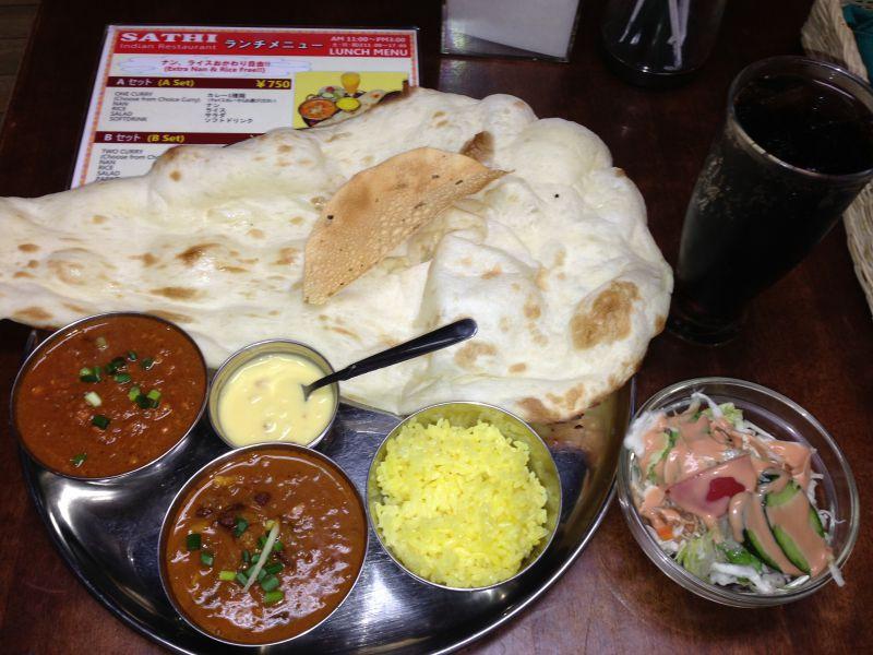 インディアン レストラン サティ 蒲田店