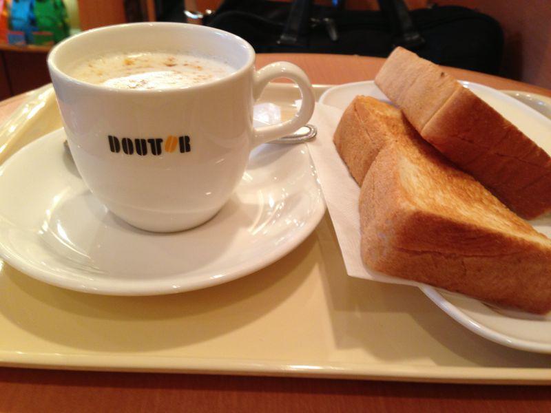 ドトールコーヒーショップ 渋谷桜丘店
