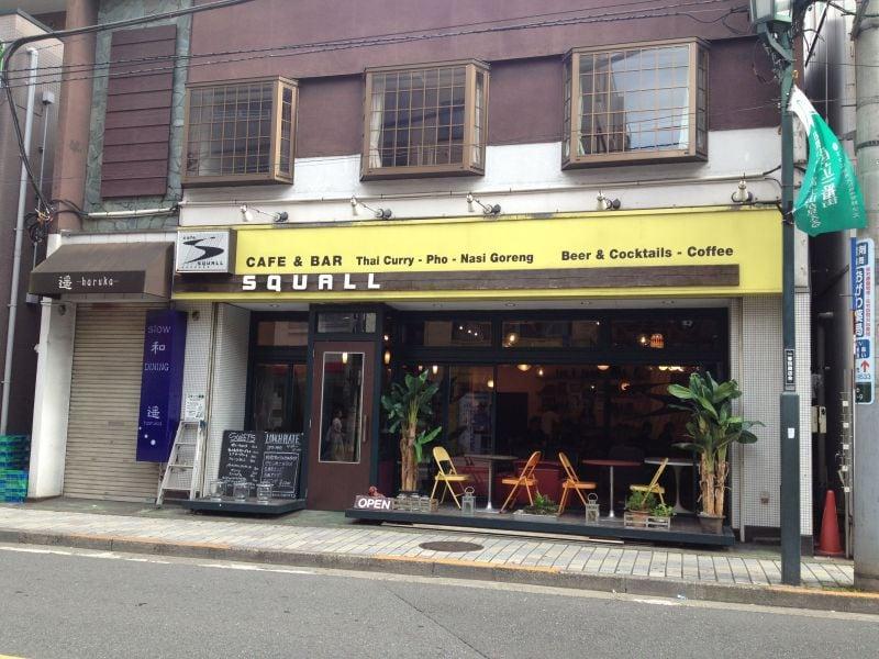 スコールカフェ