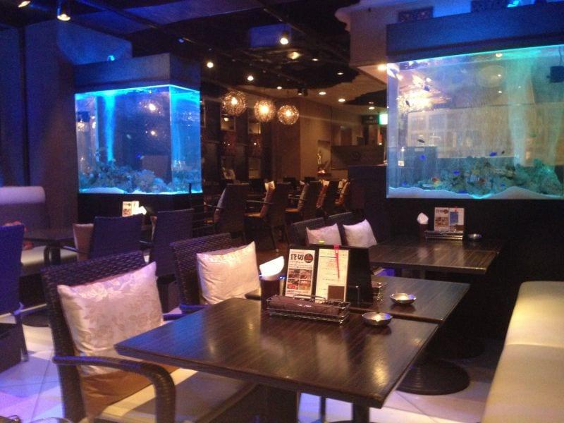 カフェ パセラリゾーツグランデ渋谷