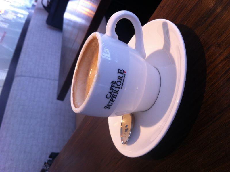 CAFFE SUPERIORE 中野サンプラザ店