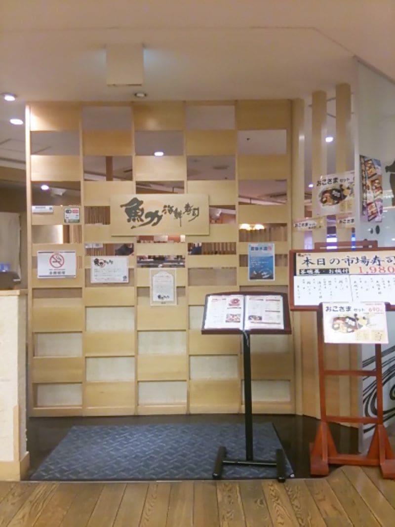 魚力海鮮寿司目黒店