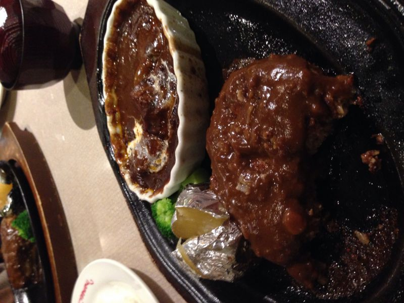 肉の万世  神田駅前店