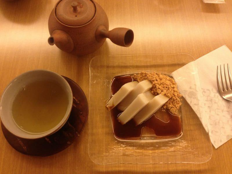 和カフェ nanaha 新宿小田急百貨店