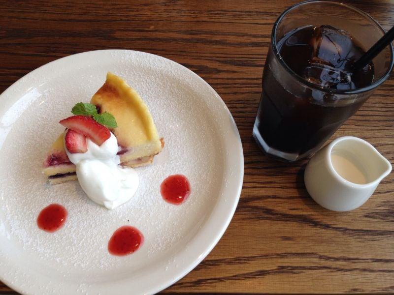 cafe SOURCE MID 倉吉店