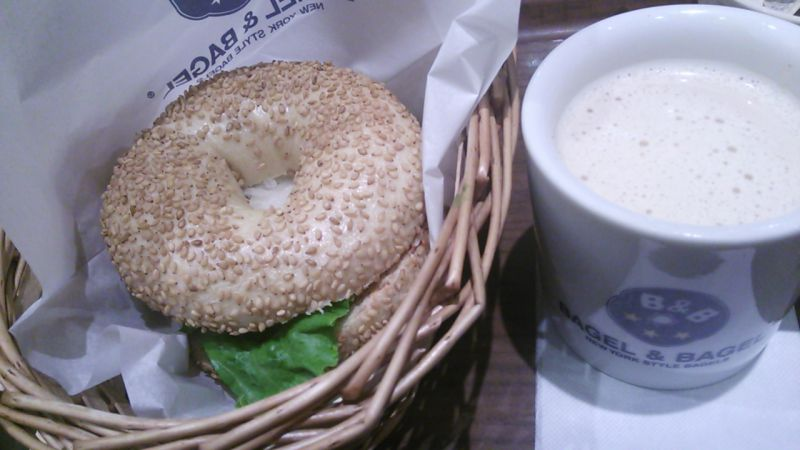 BAGEL&BAGEL ルミネ横浜店