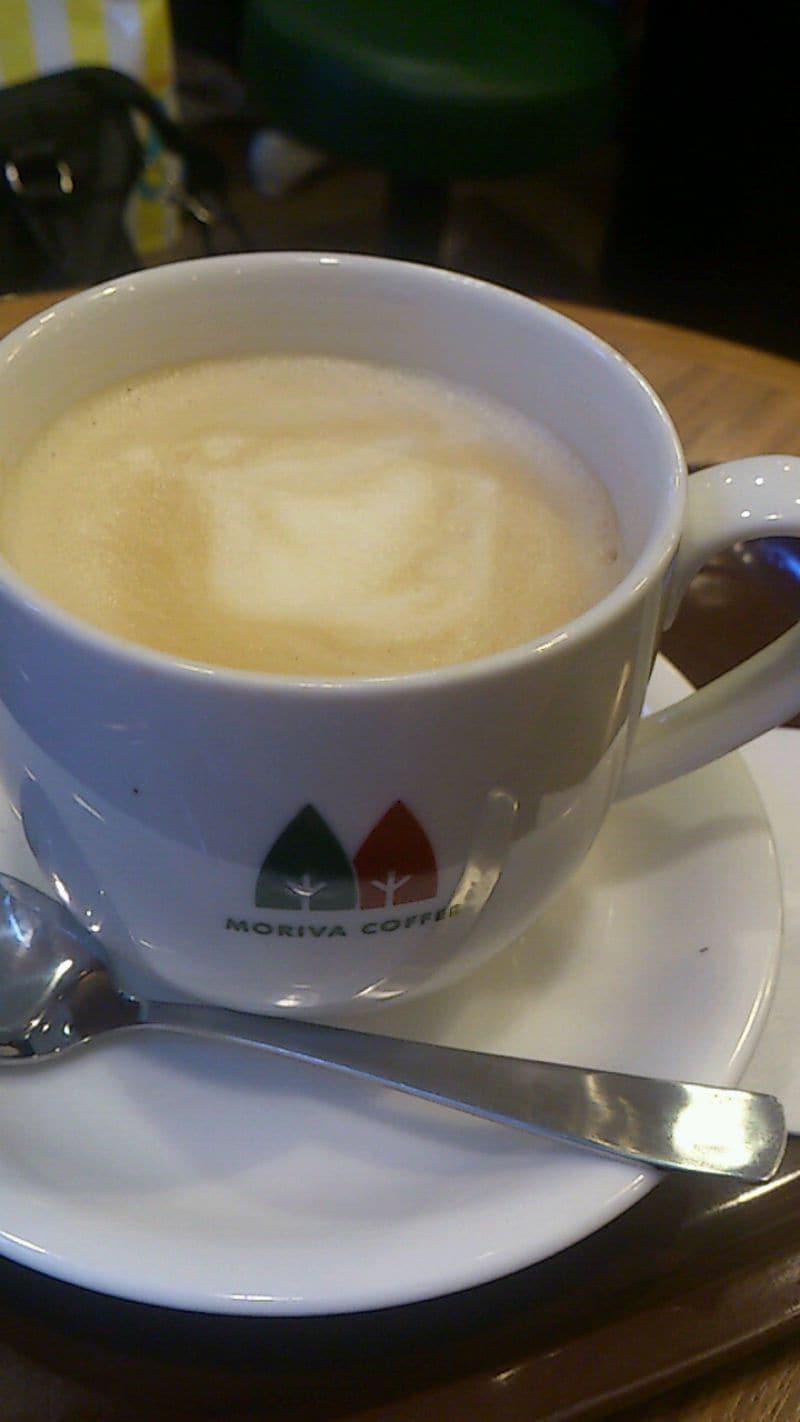 モリバコーヒー  新横浜アリーナ通り店