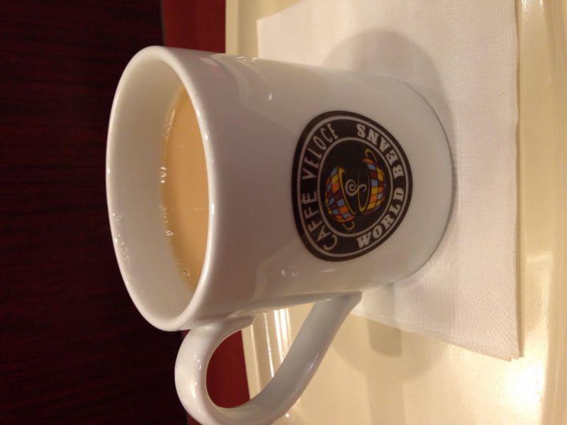 Caffe Veloce 外苑前店