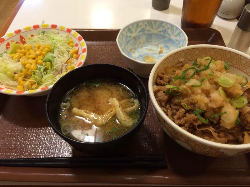 すき家 1国亀山店