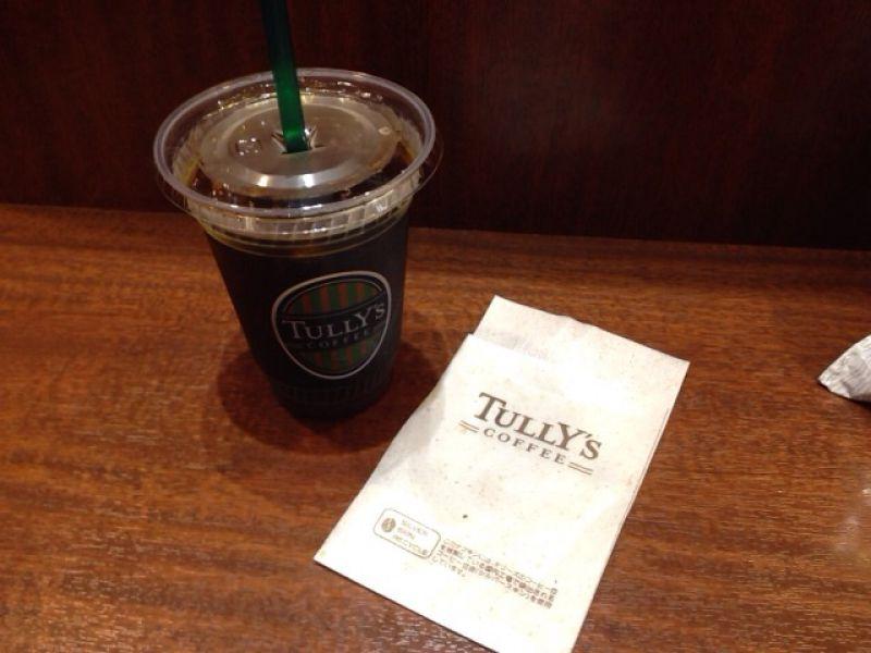 タリーズコーヒー 渋谷東急プラザ店