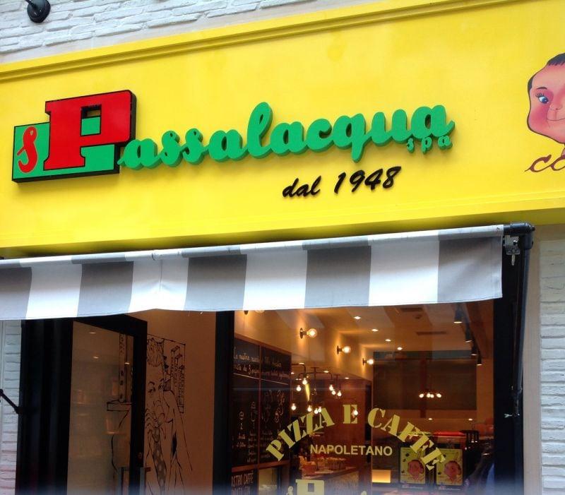 Passalacqua 新宿店