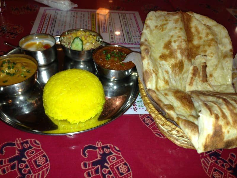 インド料理 ガザル