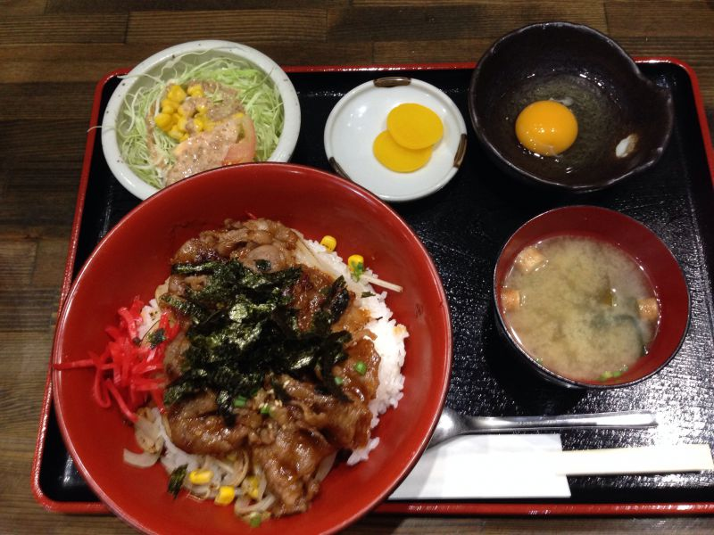 焼肉の藤増 知井宮店