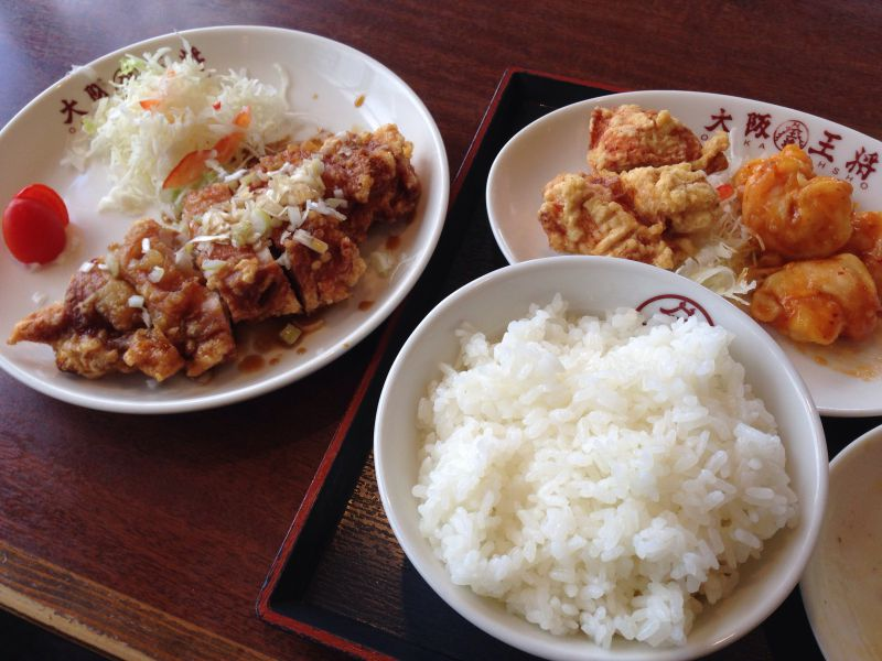 大阪王将 米子店