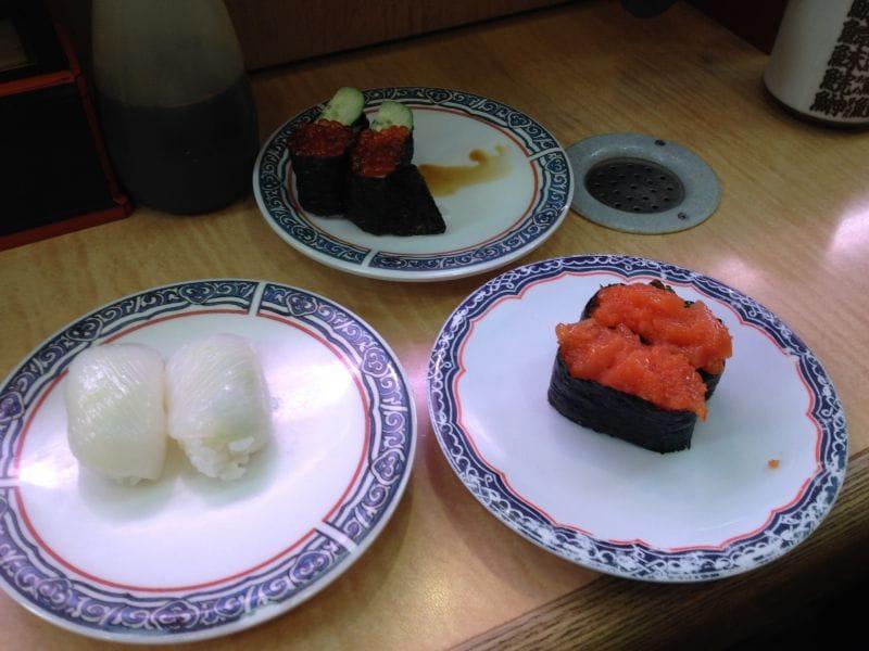 回転寿司 一番 新橋本店