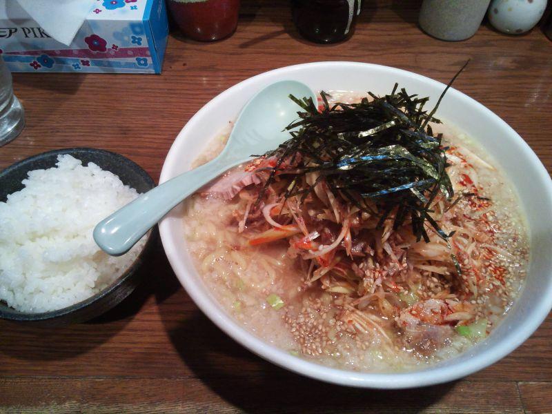 麺や 天鳳 練馬店