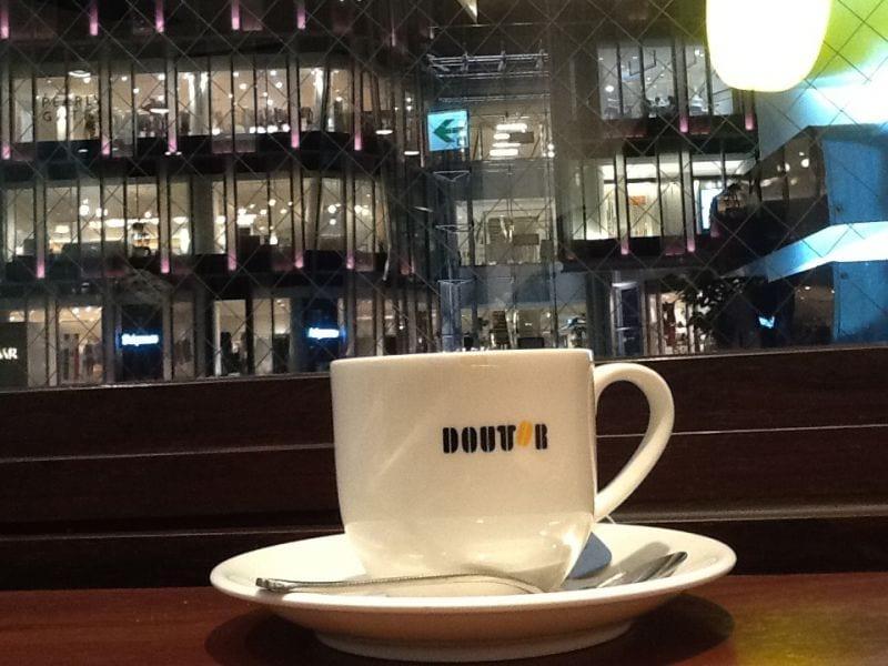 ドトールコーヒーショップ 南青山店