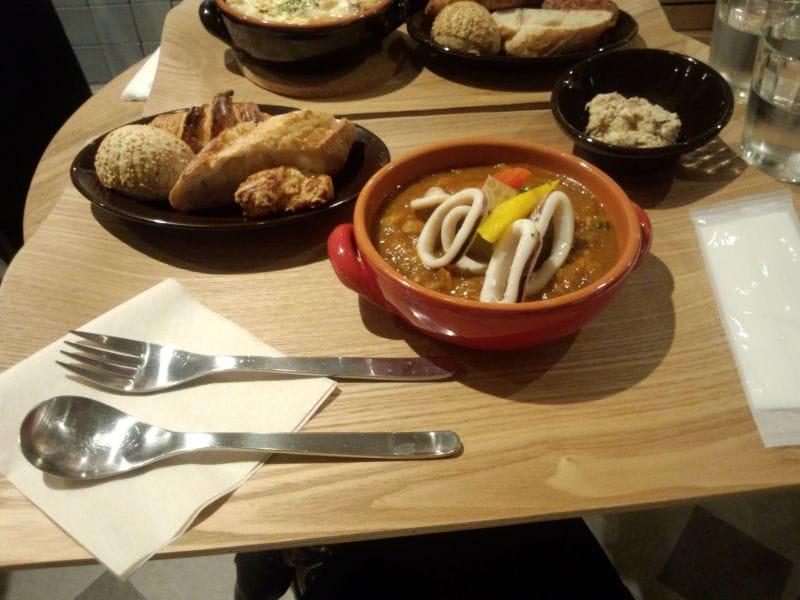 eat more SOUP&BREAD ルミネエスト店