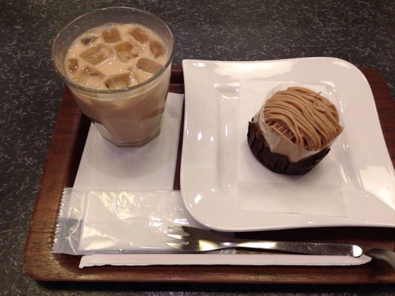 UPカフェ エキュート上野店