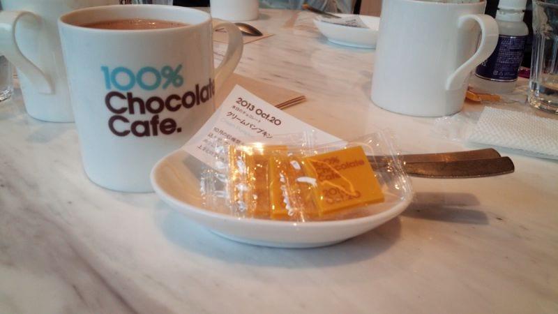 100%ChocolateCafe.東京スカイツリータウン・ソラマチ店