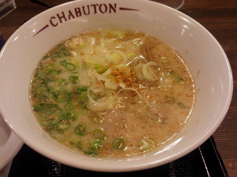 ちゃぶ屋 とんこつらぁ麺 CHABUTON ヨドバシAkiba店