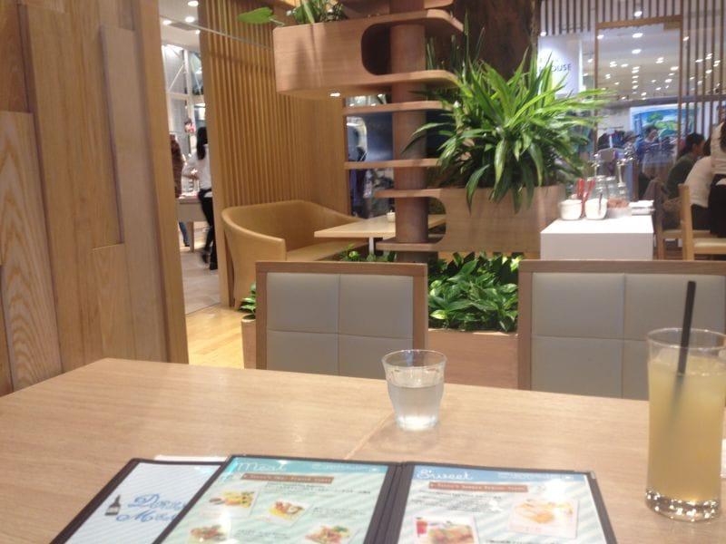 LOBROS CAFE 中野マルイ店