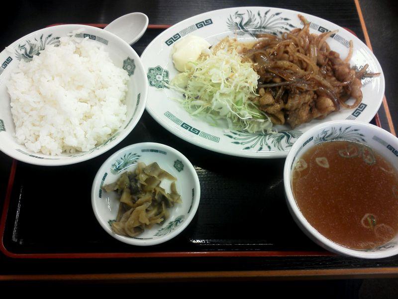 日高屋 池袋東口駅前店