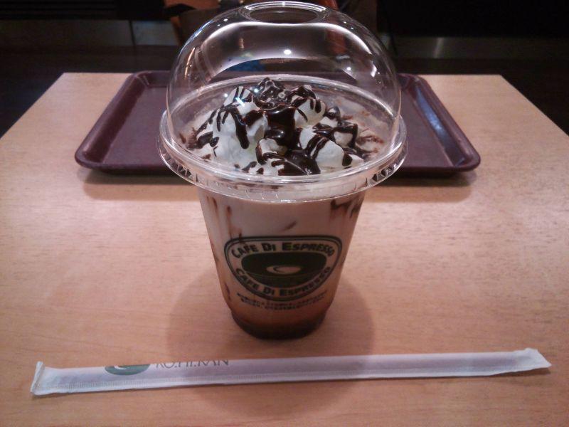 CAFE DI ESPRESSO 珈琲館 鷺ノ宮店