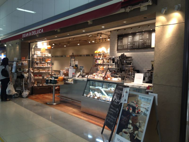 DEAN&DELUKA CAFES 羽田空港店
