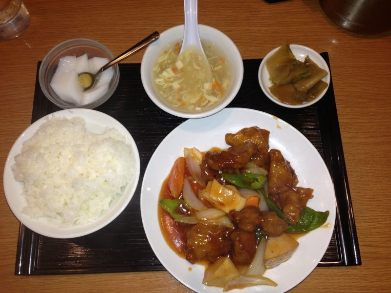 中国飯店 楽宴