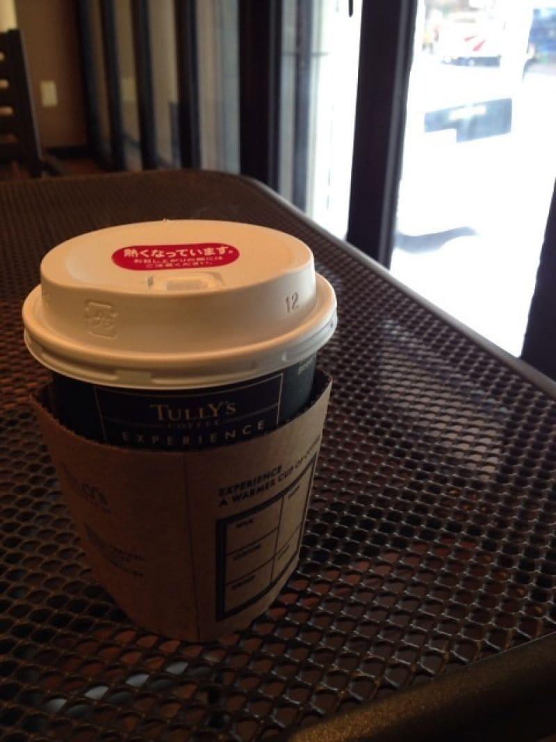 タリーズコーヒー 広島中央通り店
