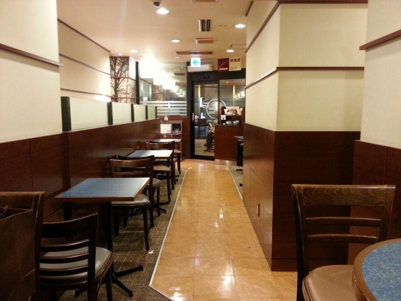 モリバコーヒー 赤坂一ツ木通り店 (MORIVA COFFEE)